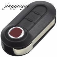 Заготовка ключа Fiat 500 Panda Punto Браво