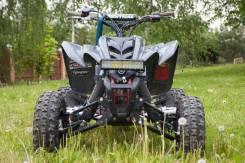 Yamaha Raptor 350, 2008