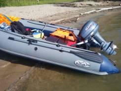 Продам лодку Река-340 VIP