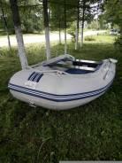 Моторная лодка Solar 310 maxima