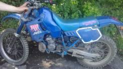 Kawasaki KDX 200SR, 1990