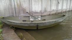 Продам складную лодку