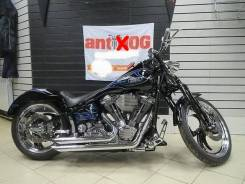 Harley-Davidson Bad Boy FXSTSB, 2013