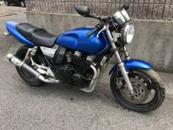 Yamaha XJR 400 в разбор