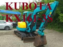KUBOTA KX161-3S, 2010