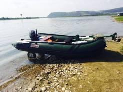 Моторная лодка пвх Suzumar 360+мотор Yamaha 15л. с