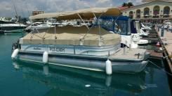 Пантонный катер Sunchaser Classic 8524 Cruise US-SUN19952A616