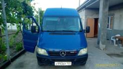 Mercedes-Benz Sprinter, 2003