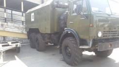 Камаз 43101, 1983