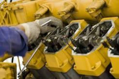 Ремонт и техническое обслуживание грузовиков и спецтехники