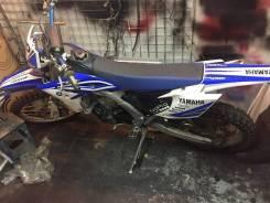 Yamaha WR 450, 2014