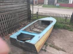 Продам лодку МКМ с мотором