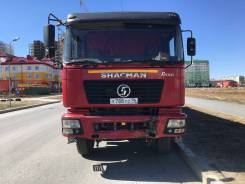 Shaanxi Shacman SX3315dt, 2012