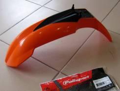 Крыло переднее Polisport KTM SX65 12-15 Оранжевый 8571500016