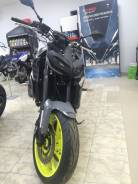 Yamaha MT-09A, 2017