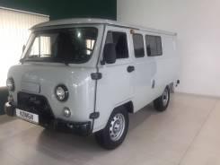 УАЗ 39099, 2017