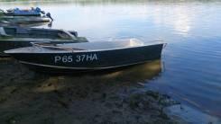 "Продам цельно-сварную лодку ""Windboad-45"""