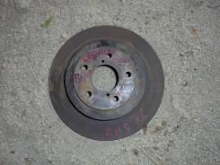 Тормозной диск на Subaru Legacy BH5, BH9, BHC, BHE, BE5, BE9, задний