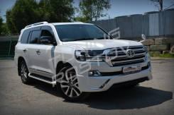 Рестайлинг Land Cruiser 200 Executive White 2016~ Продажа. Установка.