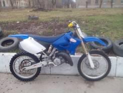 Yamaha YZ 125, 2012