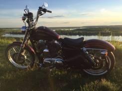 Harley-Davidson Sportster Seventy-Two, 2012