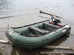 Продам лодку ПВХ с двигателем Suzuki PT 15S.