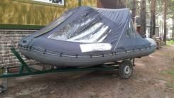 Лодка пвх Антей 420