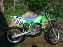 Kawasaki KX 80, 1989
