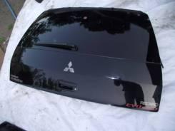Дверь багажника. Mitsubishi Lancer