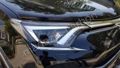 Накладки на бампер Toyota Rav4 2015-2019 XA40