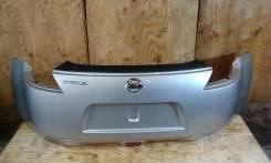 Бампер задний на Nissan 370Z