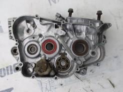 (№118) Правая половина двигателя Honda CRM 250