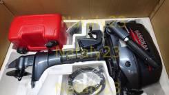 Лодочный мотор Hangkai 6 лс, 4х тактный новый