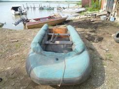 Продам моторную лодку Караидель-2 с подвесным мотолром Ymaha - 3.0