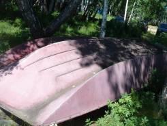 Корпус катера С-54 Триумф