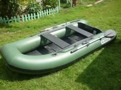 Продам резиновую лодку под мотор