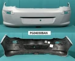 Бампер. Peugeot 308, 4B, 4E Двигатели: 9HZ, DV6CTED4, DV6DTED, DV6DTED4, DW10BTED4, DW10CTED4, DW10DTED4, EP3C, EP6, EP6C, EP6CDT, EP6DT