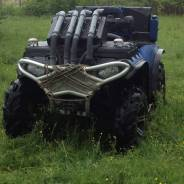 Polaris Sportsman 850, 2008