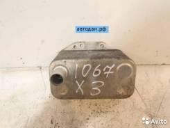 BMW X3 Радиатор масляный 2004-2010 3.0 T/D АКПП (авшк). Также имеют