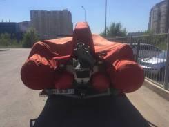 Лодка фрегат 480+ мотор yamaha 50 hmos водомет