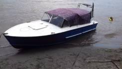 Продаю лодку прогресс 2 c гаражем