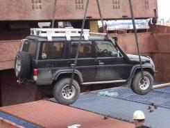 Доставка автомобилей и спецтехники на Камчатку, Сахалин, Магадан.