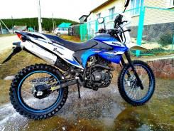 ABM X-moto Raptor 250, 2014