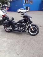 Harley-Davidson Fat Boy Lo FLSTFB, 2011