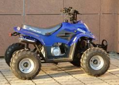 Motoland ATV 50U, 2017
