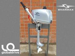 "Лодочный мотор ""Sharmax"" SM 3.5 FHS Акция - 20 % Гарантия 2 Года"