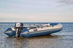 Моторная лодка groper 340 нднд новая