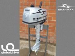 "Лодочный мотор ""Sharmax"" SM 5 FHS Акция - 20 % Гарантия 2 Года"