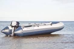 Моторная лодка Групер 360 нднд Новая