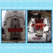Продам лодку Suzumar с мотором